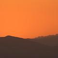 Sunset At The Dead Sea  by Ana Dawani