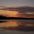 Sunset At The Gulf Of Bothnia 4 by Jouko Lehto