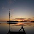 Sunset At The Gulf Of Bothnia  by Jouko Lehto