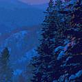 Sunset At Zero by Robert Bissett