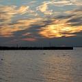 Sunset Bay 18 by Joyce StJames