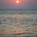 Sunset Beach Cape May New Jersey by Terry DeLuco