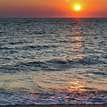 Sunset Beach Cape May Point New Jersey V  by Terry DeLuco