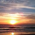 Sunset Beach by Michele Kaniarz