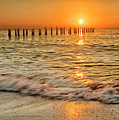 Sunset Beach by Sherry Butts