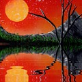 Sunset by Bill Richards
