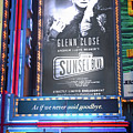 Sunset Boulevard On Broadway by Mark Andrew Thomas