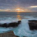 Sunset Breach by Mike Dawson