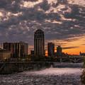 Sunset Bridge by Emilio Pasquale