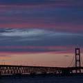 Sunset Bridge by Linda Shafer