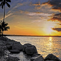 Sunset Caribe by Stephen Anderson