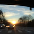 Sunset Cars by Savanah Schafer