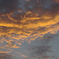 Sunset Clouds by Jim And Emily Bush