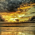 Sunset Clouds by Evan Dantas