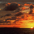 Sunset Clouds by Steve Williams