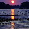 Sunset Cruise by Lisa Wooten