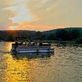 Sunset Cruising by Carolyn Jacob