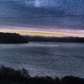 Sunset by David Wilder