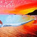Sunset by Denise Deskin