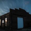 Sunset Depot by Benjamin Dunlap