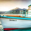 Sunset Dinner Cruise by Spencer McDonald
