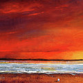 Sunset Dreamin by Toni Grote