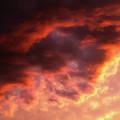 Sunset Fire 1549 H_2 by Steven Ward