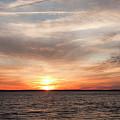 Sunset Gate 17 2 by Steven Natanson