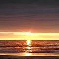 Sunset by Gina De Gorna