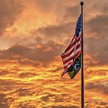 Sunset Glory by Jim Allsopp