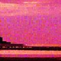 Sunset Hilton Head by Luz Jitana
