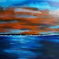Sunset II by Jimmy Clark