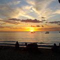 Sunset In Barbados by Kayode Fashola