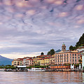 Sunset In Bellagio by Alissa Beth Photography
