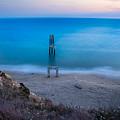 Sunset In Blue  by Janet  Kopper