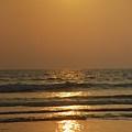 Sunset In Goa by Reshmi Shankar