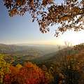 Sunset In Great Smoky Mountains by Darrell Young