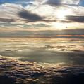 Sunset In Heaven by Ramunas Bruzas