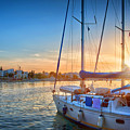 Sunset In Kos by Delphimages Photo Creations