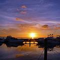 Sunset In Paradise by Chris Kraska
