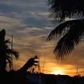 Sunset In Paradise by Teresa Crocker