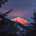 Sunset In The Mountains by Stephen Coletta