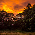 Sunset In The Shire by Dale Holden