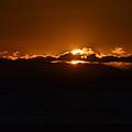 Sunset In Ventura by Debra Wales