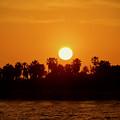 Sunset In Ventura by Rachel Morrison