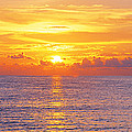Sunset, Indian Rocks Beach, Florida, Usa by Panoramic Images