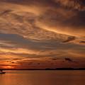 Sunset by Joseph G Holland