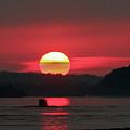 Sunset by Kimberli Green