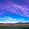 Sunset La Vega Costilla County Co by Troy Montemayor