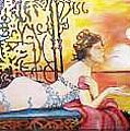 Sunset Lady by Mar Saligao